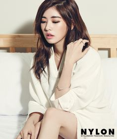 Jung So Min Nylon Magazine February Issue Jung So Min, Young Actresses, Korean Actresses, Korean Actors, Hwang Jin Uk, Asian Woman, Asian Girl, Playful Kiss, Portraits