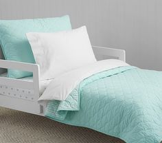 Sea Shell Toddler Bedding | Pottery Barn Kids