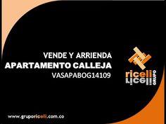 APARTAMENTO CALLEJA - VASAPABOG14109 RECORRIDO