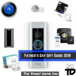 "Father's day is coming up on June 17th. Don't be the son, daughter or wife that buys the Greatest Dad Mug, Ties or Socks. Put some respect on Father's Day and check out our Father's Day Gift Guide 2018! This guide is geared towards ""The Smart Home Dad""!  #fathersday #fathersday2018 #fathersdaygifts #fatherdaygiftidea #fatherdaygiftideas #DopeTech #smarthome #techdaddy"