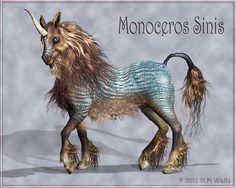 Monoceros Sinis by Daio.deviantart.com on @deviantART