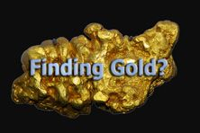 How to find gold using rocks and minerals (See Video)