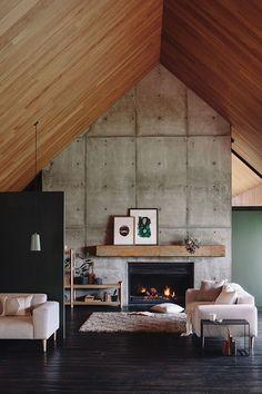 Is beton iets voor jouw interieur? Ga dan voor meer inspiratie naar The Finch - blog  Foto:  Cita Beton
