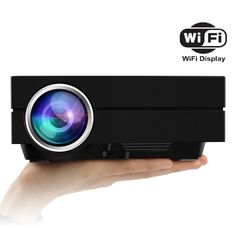 Ezapor Wireless Display Mini Projector WIFI 130 Inch Screen 1000 Lumen Enjoy Video Movie Game *** You can find out more details at the link of the image. Computer Service, Computer Repair, Multimedia, Wi Fi, Xbox, 3d Projector, Usb, Computer Accessories, Videos