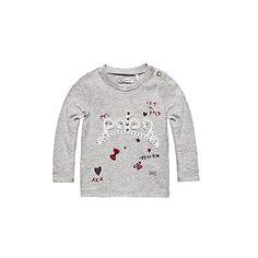 tee-shirt layette fille IKKS