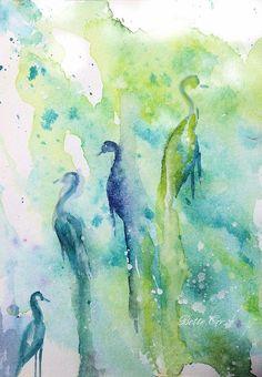 """""""Mystical Vigilance"""" -  by Bette Orr"""