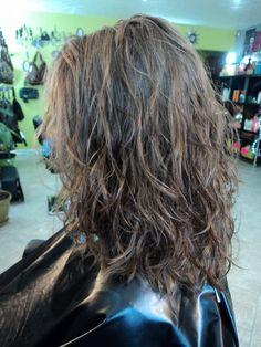 Beach Wave Perm | BEACH WAVE PRAVANA! | Fayetteville NC Salon Hair Stylist and Color ...