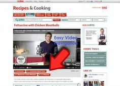 Cook-a-long - Recipe Videos & More -  The Coles video cookbook has helped me find and create some tasty and easy meals.  The video clip Curtis Stone prepares for each meal is really handy, like having him my own personal TV Chef at home, I can pause him to complete the step, then play to continue.  If I want to rewind back a step it's you easily use the buttons provided to navigate to certain points.  Post From {Meal Planning} Budget friendly meals - amazing info on meal planning on a budget