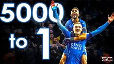 Leicester City Football Club had preseason odds to win the Premier League. For comparison, the Philadelphia had odds to win the 2016 NBA title. Leicester City Football, Leicester City Fc, Fifa Football, World Football, Jamie Vardy, King Power, English Premier League, World Of Sports, Manchester City