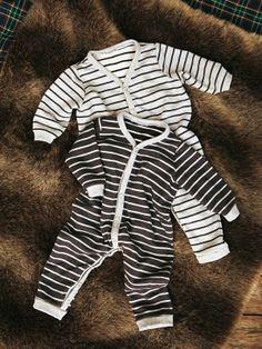 Schnittmuster Baby-Strampler