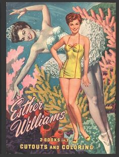 Esther Williams 1953 Merrill partial book missing 2 pages - Bobe Green - Picasa Web Albums