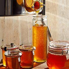 #Weck Jars   ++++   Pretty jars.