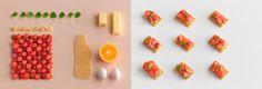 a brilliant visual cookbook from ikea | whollyKao