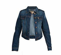 fd0cf1f1b0953 Women's Dear John Monroe Basic Jean Jacket Dear John, Blue Jean Jacket,  Levis Jeans