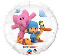18 inches Pocoyo Foil Balloon
