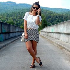 Outfit: Last days of summer... - Pueppi C´est Moi