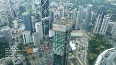 Kuala Lumpur City, New York Skyline, Times Square