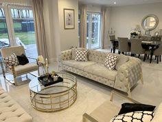 Decor Home Living Room, Living Room Sofa Design, Home Room Design, Interior Design Living Room, Living Room Designs, Formal Living Rooms, Home Decor, Küchen Design, Salon Design