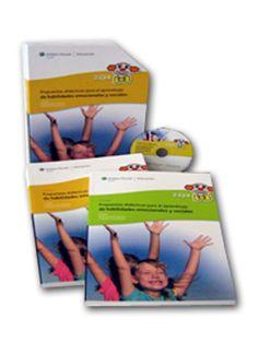 Aprende con Zapo. Material interactivo para trabajar habilidades socioemocionales. Muy interesante.