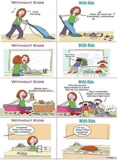With Kids vs. Without Kids