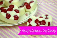 When I saw these Valentine's Day White Chocolate Bark Bites from Number 2 Pencil on Pinterest a few weeks ago, I knew I had to make them. With limited time in the kitchen these days, I love easy recipes. I also love easy recipes my kids can make, and this is one of them.Follow Barb Hoyer: ...