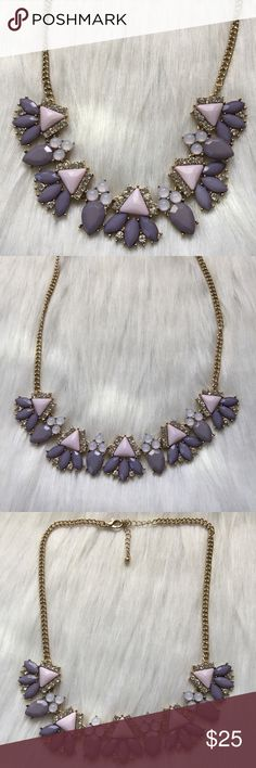 Statement Necklace (new) Brand new in package, stunning piece. Price firm unless bundled Jewelry Necklaces