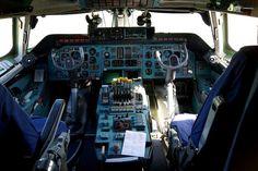 Kokpit An-225