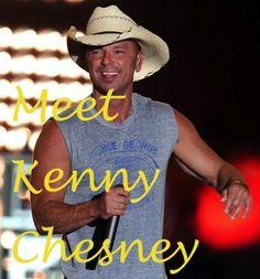 Meet Kenny Chesney