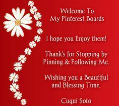 Welcome boyz enjoy de nada un saludo