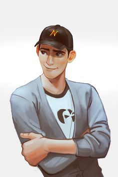 Tadashi is here by mstrmagnolia