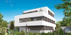 Blumenbindergasse Nähe alte Donau Modern Design, Mansions, House Styles, Home Decor, Decoration Home, Manor Houses, Room Decor, Contemporary Design, Villas