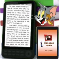A published Author — The Good News ebook by Job Mothiba - Rakuten Kobo Good News, Believe, Bible, Author, Christian, Good Things, Books, Biblia, Libros