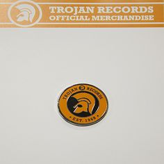 ENAMEL PIN to support my love of Trojan.