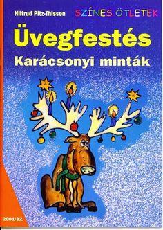 Üvegfestés karácsonyi minták - Angela Lakatos - Picasa Webalbumok