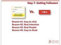 How to get Google Plus Followers quickly and safely