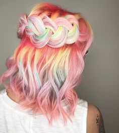 WEBSTA @ shelleygregoryhair - PaintedPrism.... tagged some babes that inspire me and you would love to follow ♥️