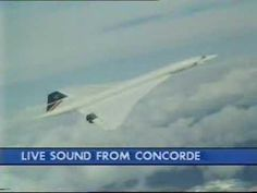 Live Aid 1985 Phil Collins on Concorde