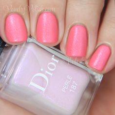 Dior, Spring Collection, Spring 2014, Nail Colors, Swatch, Nail Polish, Nail Art, Nails, Makeup
