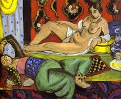 jeromeof: Odalisques - Henri Matisse
