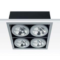 Battery Trim 4 spots Design by F.A. Porsche