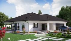 Residential Building Plan, Building Plans, House Outside Design, House Front Design, Village House Design, Village Houses, House Layout Plans, House Layouts, New Home Designs