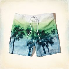 Guys Beach Prep Boardshort | Guys Jeans & Bottoms | HollisterCo.com