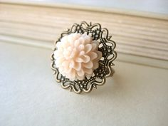 Cocktail ring.