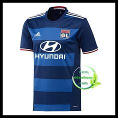 Fotballdrakter Olympique Lyonnais Bortedraktsett 2016-2017 Lyonnaise, Sports, Tops, Fashion, Hs Sports, Moda, Sport, Fasion, Exercise