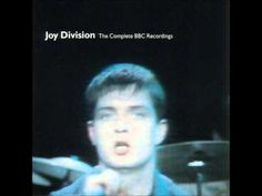 """A collection of the two """"Peel Sessions"""" recorded by Joy Division, two songs from the BBC Television program """"Something Else"""" and a live interview. List of so. Music Covers, Album Covers, Rock N Roll, Peel Sessions, Peter Saville, Joy Division, Sound & Vision, Television Program, Bbc Radio"""