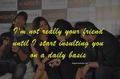 Best Friendship Day Quotes, Status on True Friends Pictures  Visit @ http://www.happyfriendzday.com/best-friendship-day-quotes-status-on-true-friends-pictures/