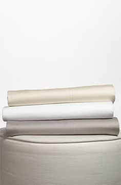 Nordstrom at Home 300 Thread Count Flat Sheet (Buy & Save) available at #Nordstrom