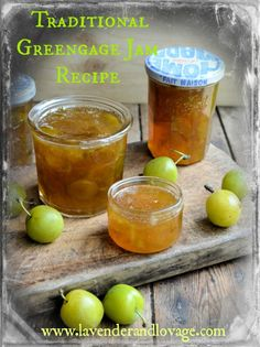 A delicious and traditional recipe for greengage jam, which is perfect when spread on toast or freshly made bread. Healthy Eating Tips, Healthy Nutrition, Plum Jam, Jam On, Meadow Flowers, Jam Recipes, Canning Recipes, Free Recipes, Vegetable Drinks