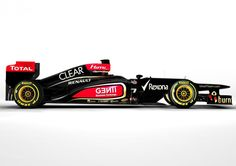 looks nice... not as nice as last years though, still platypus nose tho.. #2013 #formula1 #lotus #2013formula1