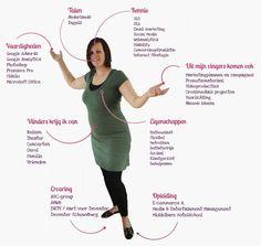 van Marthe van Essen www. Cv Tips, Resume Tips, Sample Resume, Great Resumes, Resume Examples, Resume Profile, Best Resume Format, Work On Writing, Cv Design
